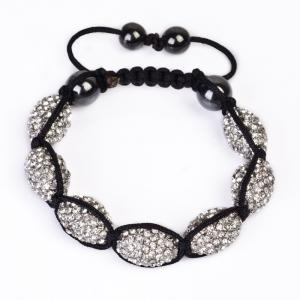 China Crystal Bangle Bracelets CJ-B-149 wholesale