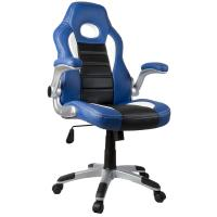 China PU Leather Material Adjustable Office Chair With Wheels Various Color wholesale