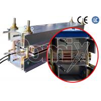 Buy cheap Rhombic Or Rectangle Conveyor Belt Vulcanizing Machine easy operation from wholesalers