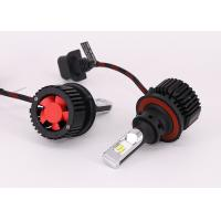 Quality Philips Lumiled ZES H13 12V LED Headlight Double Beam T8 LED Bulb With Cooling Fan for sale