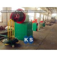 China High efficiency PVC Coating Machine for Making PVC Coated Gabion Baskets / Cages wholesale