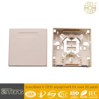 China Plastic Ftth Fiber Optic Terminal Box , Fiber Distribution Terminal Weather Proof wholesale