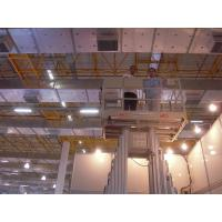 China 6m Aluminum Work Platform For Ceiling , 480KG Capacity Hydraulic Lift Ladder wholesale