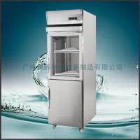 China Commercial Upright Refrigerator R134a With Adjusted Loading Leg wholesale