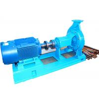 China 980 r / min 1450 r / min Single Stage Centrifugal Pump With Double Suctions Impeller wholesale