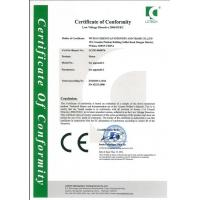 WUHAN ZHENGUAN INDUSTRY AND TRADE CO.,LTD Certifications