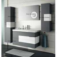 China High Moisture Resistant MDF Bathroom Vanity Not Easy Deformation For Humid Area wholesale
