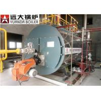 2 Ton 4 Ton Oil Steam Boiler Safety Operating For Industry Heating