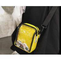 China Travel  Hand Hand Bag Men Style Black Yellow Men Satchel New fashion Men Bag wholesale