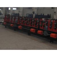 China Plate C And Z Purlin Roll Forming Machine Auto Changeable And Controlled By Japan Panasonic PLC wholesale