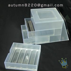 China BO (27) large fog acrylic boxes wholesale