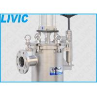 China Low Running Cost Self Cleaning Filter 316L Piston Material For Metal Coatings Filtration on sale