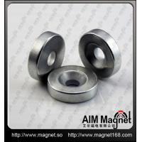 China Sintered ndfeb ring magnets wholesale