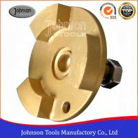 China SGS 70mm Diamond Concrete Grinding Wheel For Grinding Plate on sale
