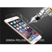 China Tempered Cell Phone Screen Protector 9H Glass Anti Radiation SGS Approved on sale
