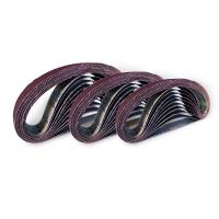 China Power 40 Grit Sanding Belts  2 X 27 For Woodworking Metal Polishing General wholesale
