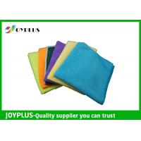 China Different Size Microfiber Cleaning Cloth Disposable Cleaning Cloths Easy Wash wholesale