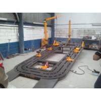 China Car Body Automotive Frame Machine , 70Mpa Car Chassis Straightening Bench wholesale