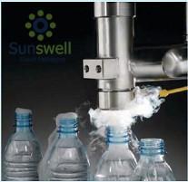 China Automatic 3kw Liquid Nitrogen Dosing Machine Electric Driven For Beverage wholesale
