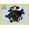 China HINO 700 Series P11C Water Pump 16100-03811 Bevel Wheel Black Cast Iron Shell wholesale