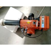 China 380v 50hz Industrial Oil Burner Two Stage Small Heat Treatment Furnace on sale