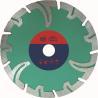 China 105mm Segmented Diamond Saw Blade , 5 Inch Diamond Saw Blade   By Protect Teeth wholesale