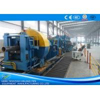 China CS325 Pipe Cutting Saw Milling Type , Orbital Cold Cutting Pipe Equipment 2 Blades wholesale