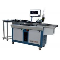 China Steel Rule Auto Bender Machine Software Support Industrial Standard CAD Fiels on sale