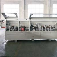 China Woodworking Auto Edge Banding Machine Automatic And Precise Gluing Procedure wholesale