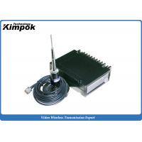 Buy cheap High Power 30W Wireless Data Radio FSK Modulation Long Distance RS232 / TTL product