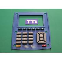 China Double Color Injection Molding With Screen Painting - Custom Rubber Keypads wholesale