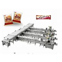 China Multi - Function Sugar Chocolate Packaging Machine / Foil Wrapping Machine wholesale