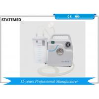 Buy cheap Electrical Handheld Sputum Suction Machine Manual For Home / Hospital from wholesalers