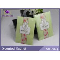 China Customized Scented Envelope Sachet Drawer Scented Sachets ITS on sale