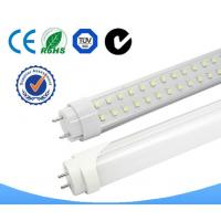 China Aluminum holder and glass cover T8 led tube clear cover bracket sepration High quality wholesale