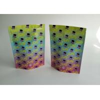 Buy cheap Zip Lock Design Custom Printed Stand Up Pouches Glossy Runtz Bag Smell Proof from wholesalers