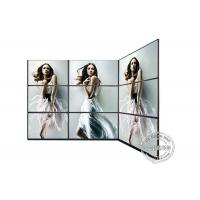 China HD Digital Signage Video Wall Panels , LCD Narrow Edge Video Wall 3*3 or 4*4 46 inch~55 inch 1.8mm wholesale