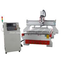 China Linear Auto Tool Changer CNC Router with Moving Tool Post wholesale