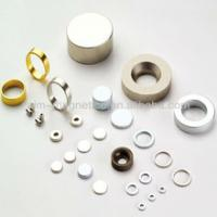 China Min Size Ring neodymium magnet wholesale