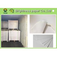 China Environmental 300gsm Ivory Board Paper One Side Coated For Printing wholesale