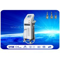 China Three Treatment Head Nd Yag Laser Machine Two Wavelengths Tattoo Removal wholesale