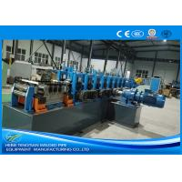 China V Shape Carbon Steel Cold Roll Forming Machine 2.0mm Thickness 120m / Min Running Speed wholesale