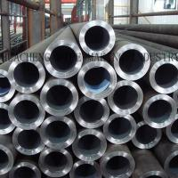 China Hot Rolled Thick Wall Steel Tubing , ID 45mm - 500mm ASTM Seamless Steel Tube wholesale