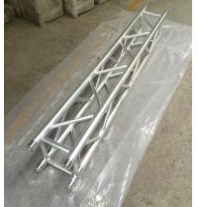 Buy cheap 2 Meter 4 Sides Brace Tube 290*290mm Aluminum Spigot Truss for Outdoor & Indoor from wholesalers