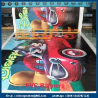China Seamless Large PVC Banners Printing Company with Large Format Inkjet Printing wholesale