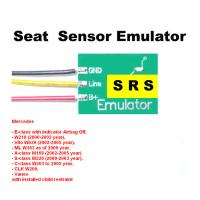 China SRS3 Mercedes Seat Sensor Emulator with Indicator Airbag Off , Car Repair Troubleshooting wholesale