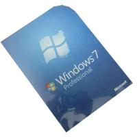 China 2GB RAM PC Computer Software Windows 7 Pro Retail Box 64- Bit SP1 wholesale