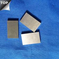 Buy cheap High Hardness Electrical Tungsten Alloy Sheet Powder Metallurgy Processing from wholesalers