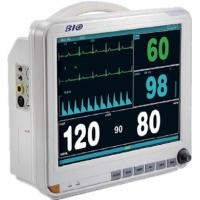 China 15 Inch Display Multi Parameter Patient Monitor with 6 Standard parameters: ECG, RESP, NIBP, SPO2, 2-TEMP, PR/HR wholesale