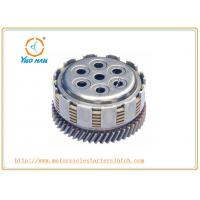 China Suzuki AX100 Motorcycle Engine Clutch / Motorbike Clutch Long Service Life / Motorcycle Starter Clutch wholesale